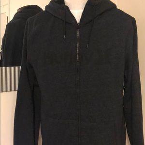 Hurley zip up hoodie